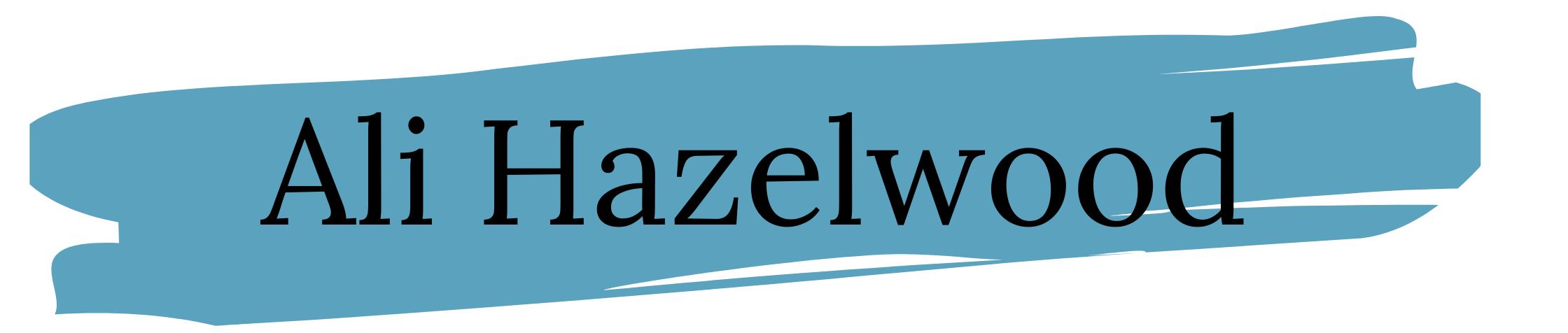 Ali Hazelwood
